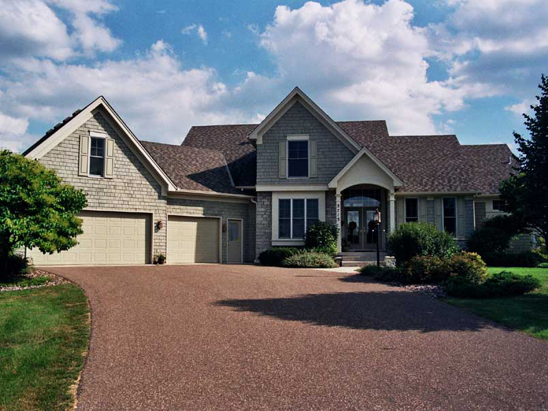 Arts & Crafts House Plan Front of Home - 091D-0173 | House Plans and More