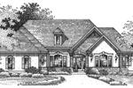 Beautiful European Style Stucco House