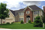 Colonial Country With Loads Of Curb Appeal