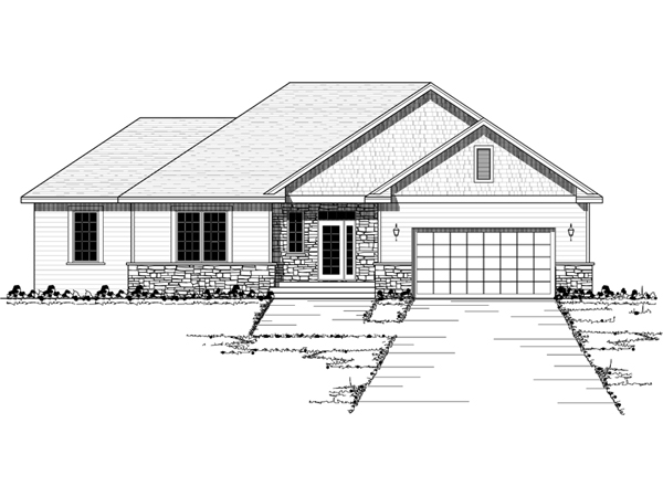 Designs For A Small Front Garden moreover 2257 Square Feet 4 Bedroom 3 Bathroom 2 Garage Contemporary 49125 together with Waterfront Homesite 67 moreover 30090 likewise Dhsw52727. on front porch appeal