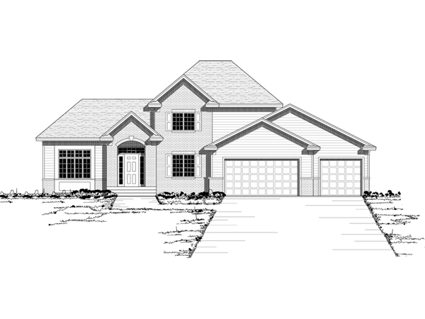Sophie Florida Traditional Home Plan 091D 0421 House