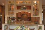 Traditional House Plan Kitchen Photo 02 - 091D-0449 | House Plans and More