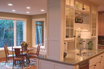 Colonial Floor Plan Kitchen Photo 03 - 091D-0449 | House Plans and More