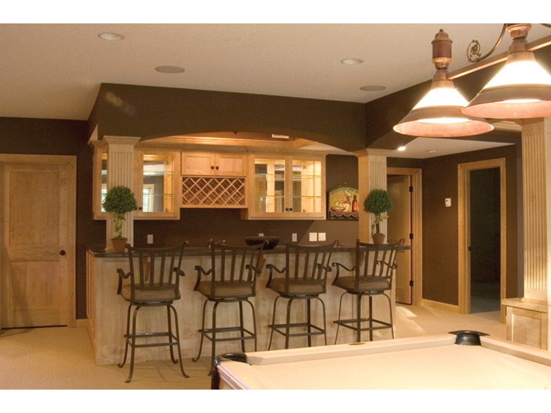 Shingle House Plan Bar Photo 01 - 091D-0468 | House Plans and More