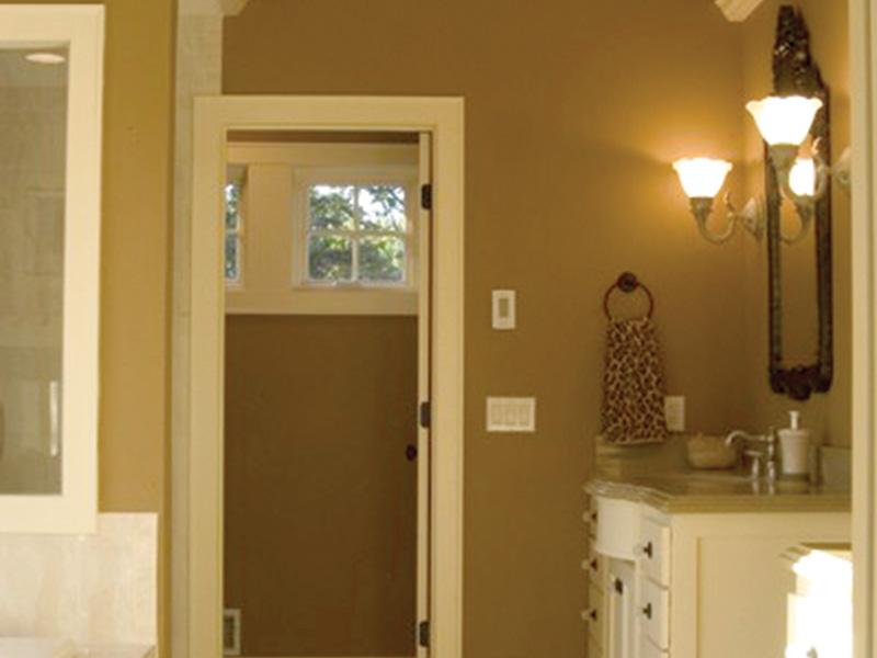 Shingle House Plan Master Bathroom Photo 01 - 091D-0468 | House Plans and More