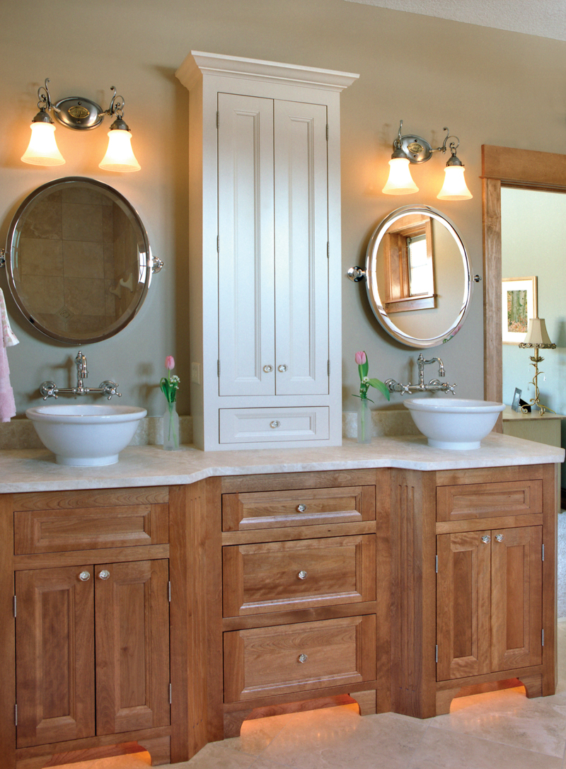 Ranch House Plan Bathroom Photo 01 091D-0470