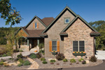 Traditional House Plan Front Photo 01 - 091D-0470 | House Plans and More