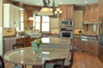 Country French Home Plan Kitchen Photo 01 - 091D-0470 | House Plans and More