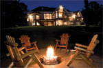 Traditional House Plan Outdoor Living Photo 02 - 091D-0476 | House Plans and More