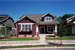 Quaint Craftsman Style Bungalow Loaded With Charm
