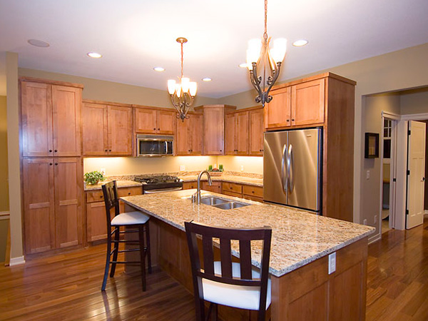 Traditional House Plan Kitchen Photo 01 091D-0485