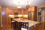 Traditional House Plan Kitchen Photo 01 - 091D-0485 | House Plans and More