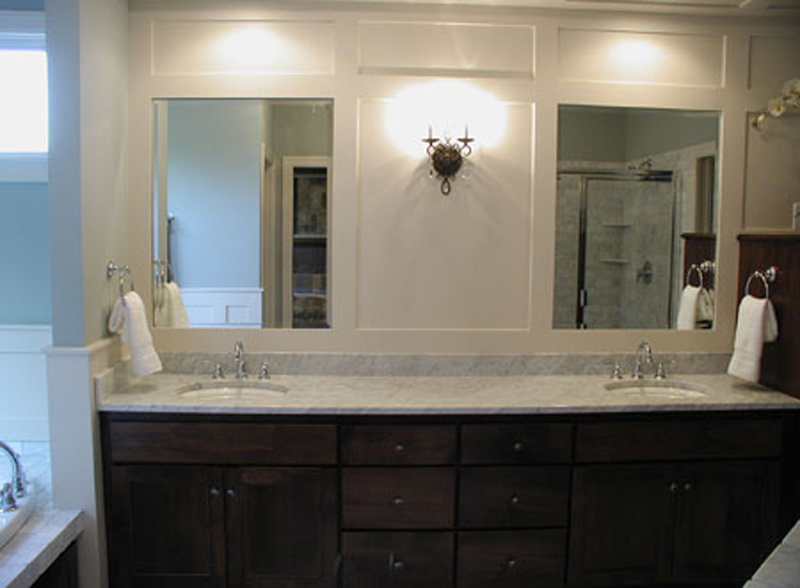 Ranch House Plan Bathroom Photo 01 091D-0489