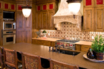 Craftsman House Plan Kitchen Photo 01 - 091S-0001 | House Plans and More