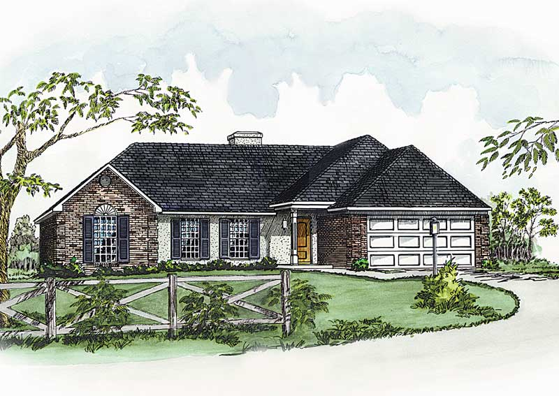 Classic Ranch Style Home That Is Always A Favorite
