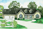 Classic Country Style Has Great Curb Appeal