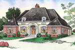 Enchanting Ranch Has Whimsical European Cottage Style