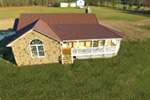 Ranch House Plan Front Photo 01 - 095D-0022 | House Plans and More