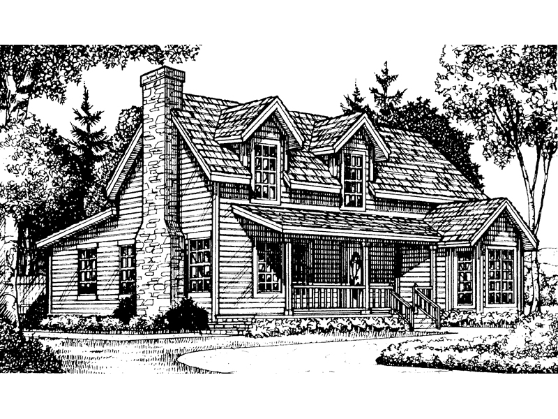 Great Rustic Style Home With Cedar Shake Roof Shingles