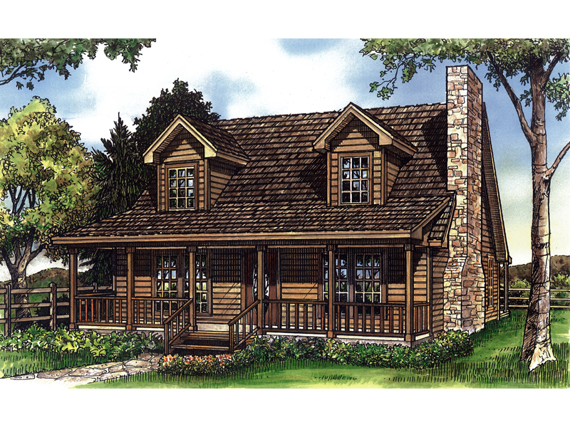 Donnelly Rustic Home Plan 095d 0034 House Plans And More