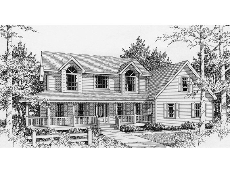 Western Farm House Plans Home Photo Style
