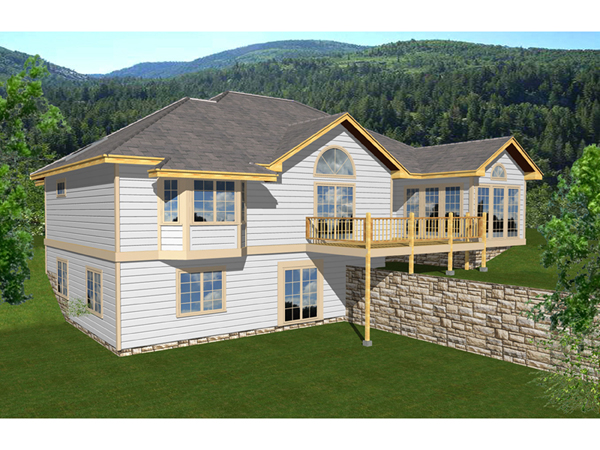 Larnell Waterfront Home Plan 096d 0032 House Plans And More