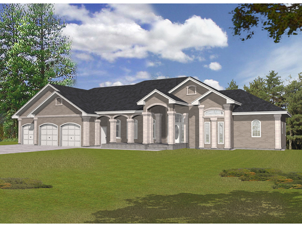 Bruno luxury home plan 096d 0047 house plans and more for Home designs by bruno