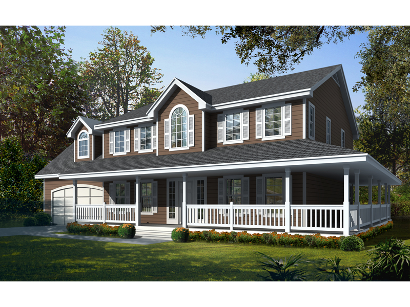 Classic Farmhouse Plans suffield farmhouse plan 096d-0053 | house plans and more