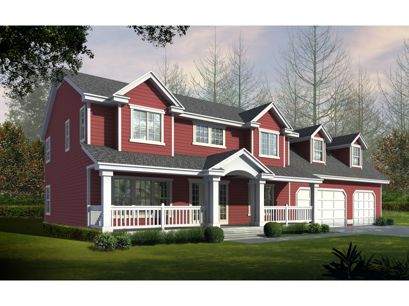 Serendipity Southern Farmhouse Plan 096D 0055 House Plans and More