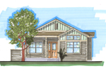 Craftsman Style Cabin Is The Perfect Vacation Getaway