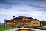 Stunning Luxury Italian Style Home