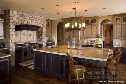 Adobe House Plans & Southwestern Home Design Kitchen Photo 03 - 101D-0019 | House Plans and More