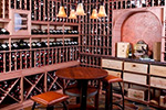 Adobe House Plans & Southwestern Home Design Wine Cellar Photo - 101D-0019 | House Plans and More