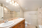 Bungalow House Plan Bathroom Photo 01 - 101D-0020 | House Plans and More