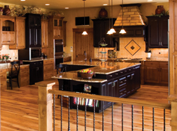 Island Kitchen Floor Plan home plans with ultimate kitchen floor plans | house plans and more