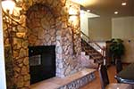 Rustic Home Plan Fireplace Photo 02 - 101S-0005 | House Plans and More