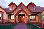 European House Plan Entry Photo 01 - 101S-0006 | House Plans and More