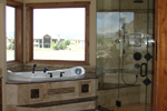 Ranch House Plan Master Bathroom Photo 01 - 101S-0011 | House Plans and More