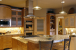 Shingle House Plan Kitchen Photo 01 - 101S-0019 | House Plans and More