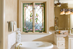English Tudor House Plan Bathroom Photo 01 - 101S-0024 | House Plans and More