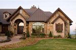 European House Plan Front Photo 01 - 101S-0024 | House Plans and More