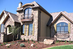 European House Plan Front Photo 03 - 101S-0026 | House Plans and More