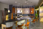 Contemporary House Plan Kitchen Photo 01 - 101S-0027 | House Plans and More