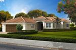 Luxurious Sunbelt Home With Stunning Bay