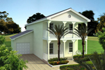 Southern Style Home Design With Lots Of Curb Appeal