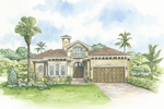 Luxurious Floridian Home Filled With Amenities