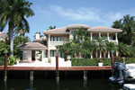 Florida House Plan Rear Photo 01 - 106S-0040 | House Plans and More