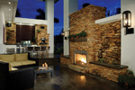 Sunbelt Home Plan Outdoor Living Photo 01 - 106S-0046 | House Plans and More