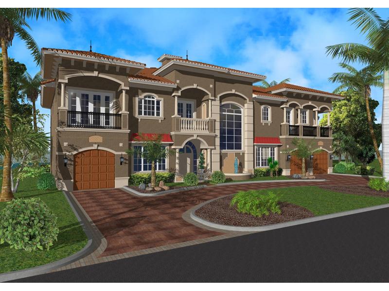 Exquisite Details Decorate This Luxury Home