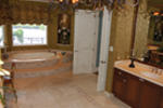 Spanish House Plan Master Bathroom Photo 01 - 106S-0059 | House Plans and More